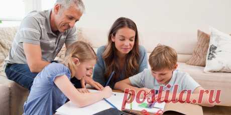 Уроки с ребенком делать не надо! : Психология : Мир женщины : Subscribe.Ru