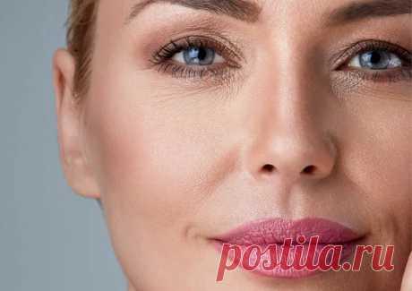 Упражнения от морщин над губой