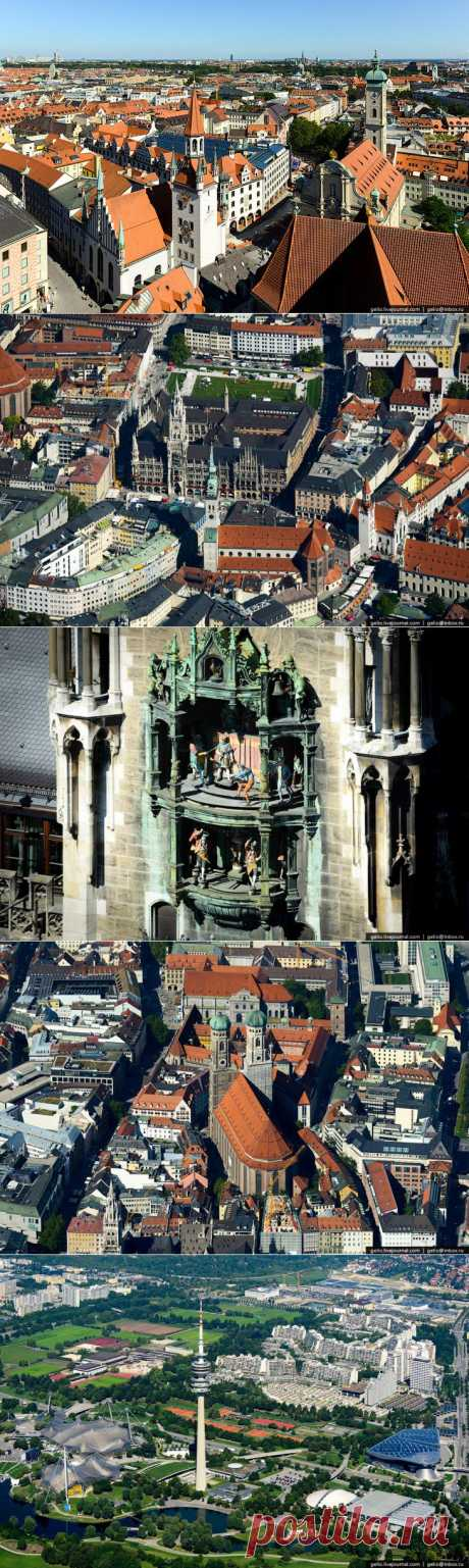 >> Мюнхен с высоты | ФОТО НОВОСТИ