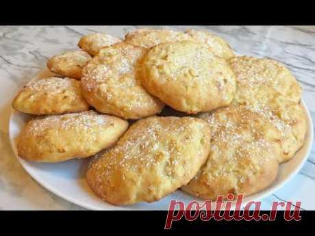 ОБАЛДЕННОЕ ЯБЛОЧНОЕ ПЕЧЕНЬЕ, ВЛАЖНОЕ, НЕЖНОЕ, ПРОСТО ТАЕТ ВО РТУ!!! / Apple Cookies