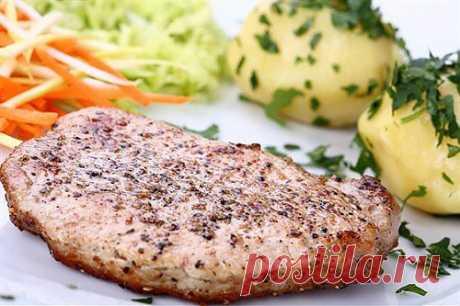 Лучшие мясные блюда мира: эскалоп / Простые рецепты