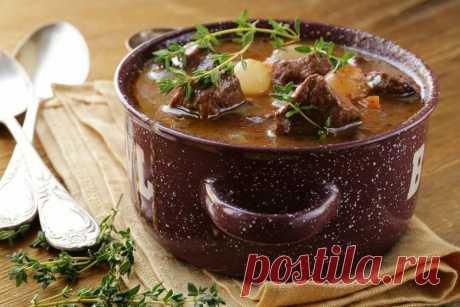 Como preparar la carne de vaca por-burgundski, que se deshace en la boca - el Artículo en Повар.ру