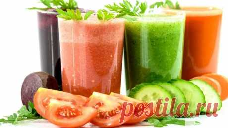 Топ-10 самых полезных овощных фрешей: положительные качества, влияющие на работу организма