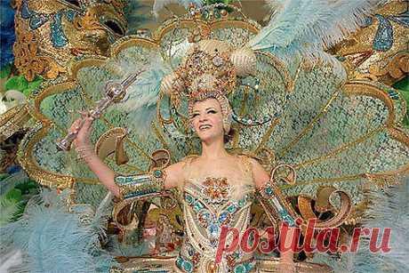 Карнавальная ночь перед Великим Постом - Коста Бланка по-русски