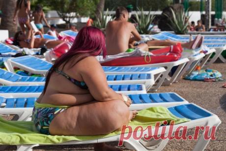 De los 10 países que respetan la obesidad femenina