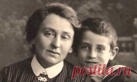 Последнее письмо матери сыну