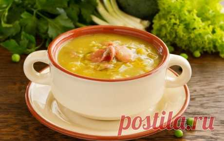 Рецепты постных супов
