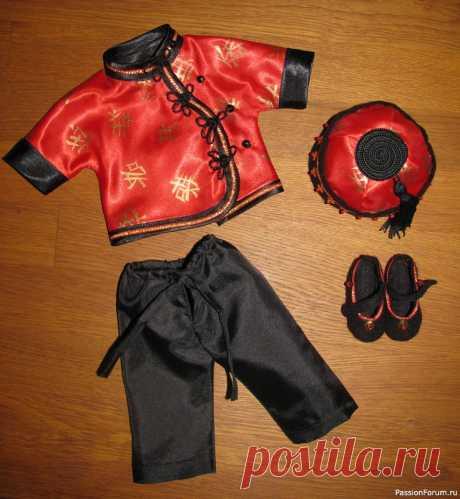 куклы+одежда
