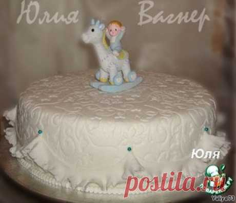"""""""Рюши&quot ornament; for cake - the culinary recipe"""