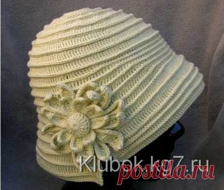 Шикарная шапочка | Клубок