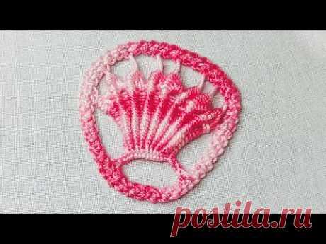 Umplutura petale laseta#81/ Romanian point lace