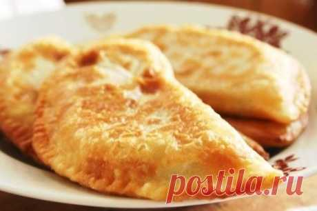 How to prepare chebureks with meat. very successful hrustky dough! - recipe, ingredients and photos