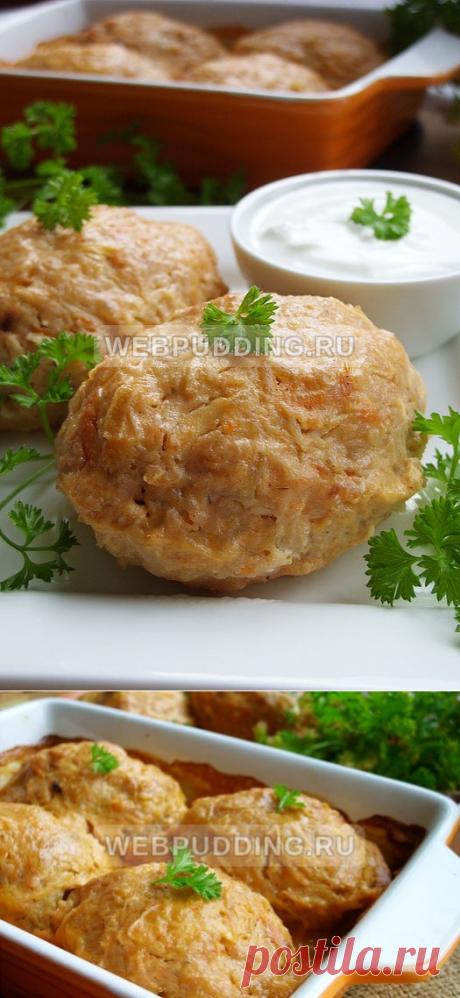 Ленивые голубцы с подливкой в духовке | Как приготовить на Webpudding.ru