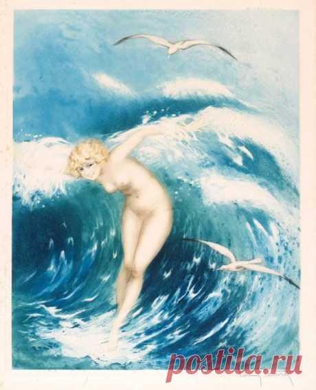 Art Deco от основоположника стиля Louis Icart