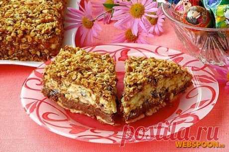 Торт «Милой маме» | Рецепт торта из печенья с фото | Торт без выпечки на Webspoon.ru