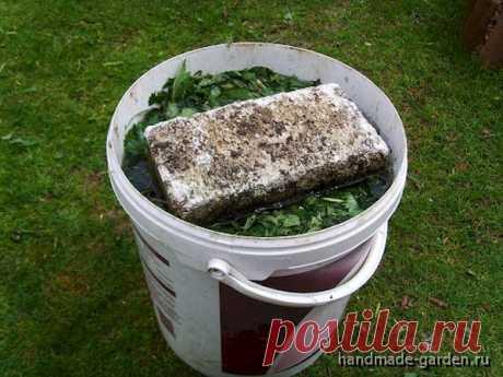 Что делать с травой на даче после прополки сорняков