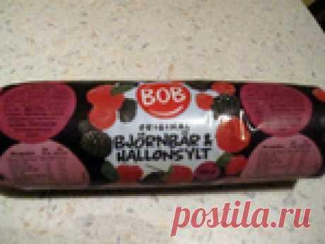 Силт - шведское ягодное варенье для всех ягод