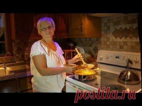▶ ЖАРЕНАЯ КАПУСТА Рецепт - ВКУСНО - пальчики оближешь !!! - YouTube