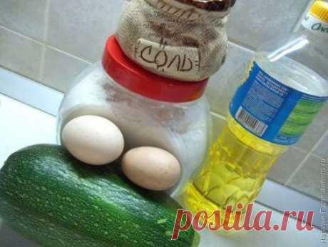 Оладьи из кабачков, рецепты с фото   Краше Всех