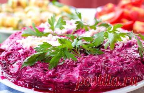 Салат с тунцом и свеклой: поможет избавиться от лишнего веса - Счастливый формат