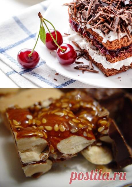 Сладкое страноведение: 10 десертов со всего мира