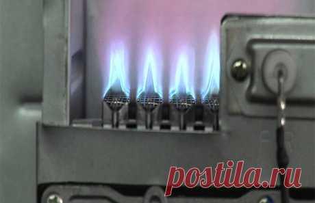 Сколько газа должен потреблять газовый котел в месяц и в час