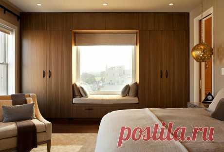 Захватывающие идеи, как правильно оформить уютный уголок у окна для отдыха и чтения