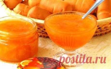 Королевское варенье-джем из яблок и апельсинов с цукатами От такого десерта мало кто откажется!