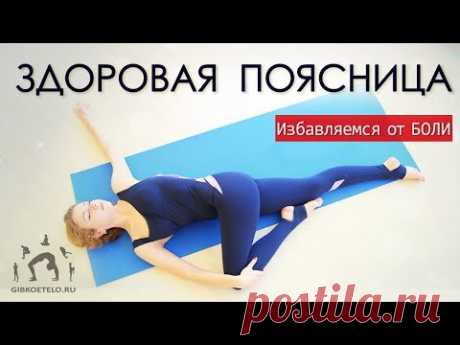 HEALTHY WAIST \/ we Extend, we strengthen and we remove stress from a back