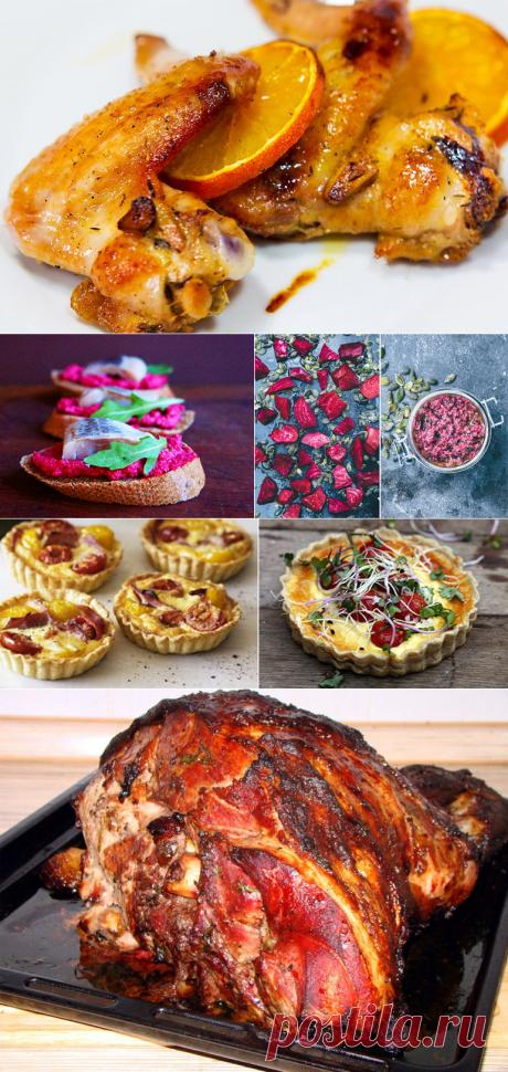 Всю неделю подбираю рецепты для встречи Нового года. Мясо, кстати, совсем необязательно, Собака ведь Земляная, а значит…