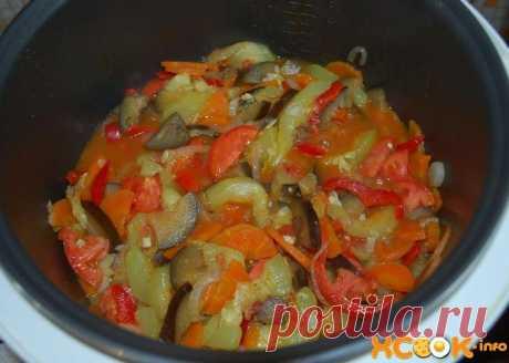 Тушеные овощи в мультиварке - рецепт с фото, как вкусно приготовить