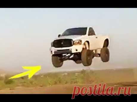 Самые удивительные транспортные средства, навыки вождения и интересные изобретения