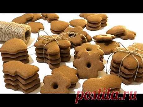 Козульное тесто, хранится месяц, а пряники ещё дольше !!!/Kozulnoe dough
