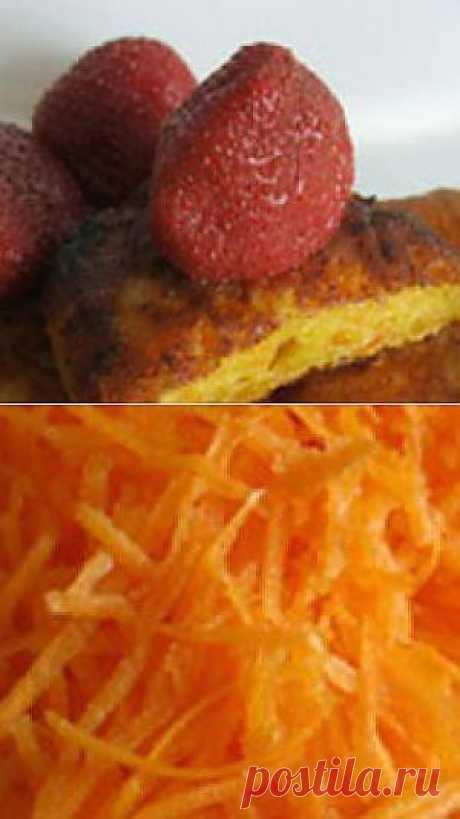 Сырники с морковью - рецепты с фото