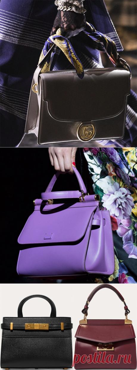 Самые стильные сумки от модных брендов на все времена