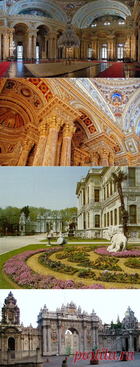 Дворец Долмабахче в Стамбуле - Путешествуем вместе