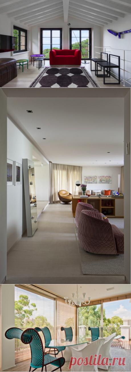 12 модных белых интерьеров – Roomble.com