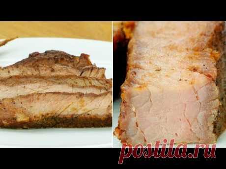 Filete de ternera con mantequilla y ajo − ¡Receta para preparar el bistec más sabroso! | Gustoso. TV