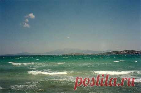 Мраморное море.