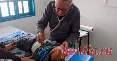 ″Буду работать, пока смогу″: 92-летний педиатр бесплатно ходит к бедным детям В Бразилии есть 92-летний врач, который бесплатно помогает бедным семьям.