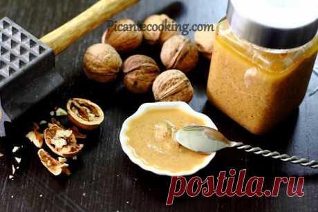Picantecooking: Соус из грецких орехов.