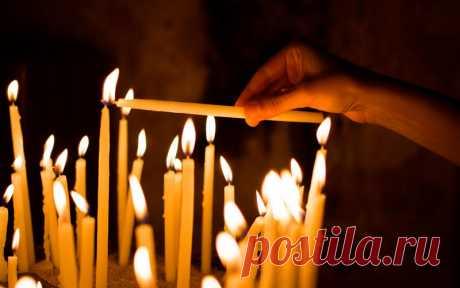 15 февраля 2019 – Почему на Сретение нужно жечь свечу? Примета дня
