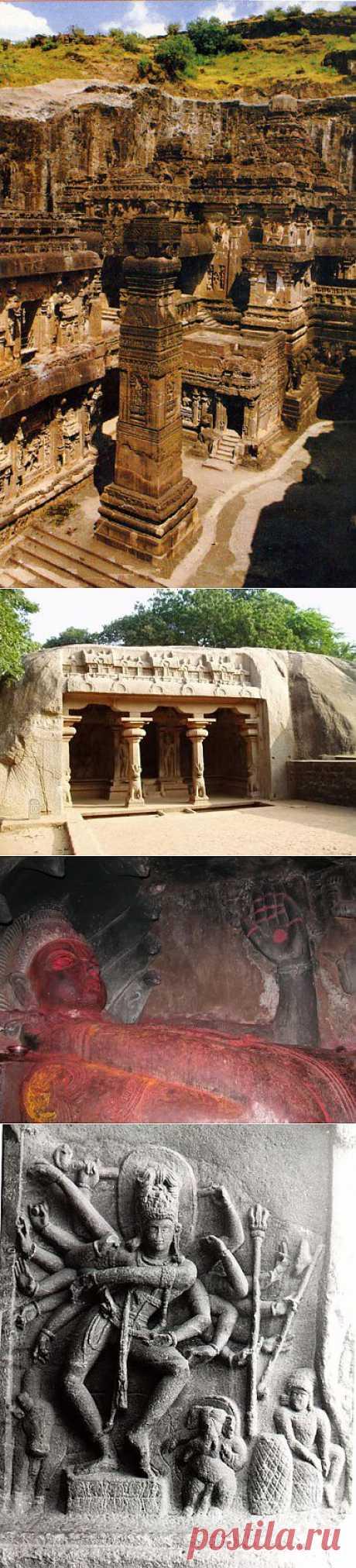Пещерные храмы Индии | ТУРИЗМ И ОТДЫХ