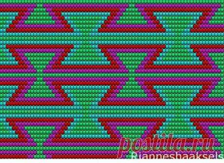 Колумбийские мочила. Схемы