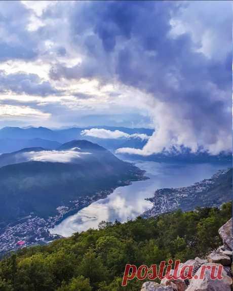 Черногория, Национальный Парк Ловчен