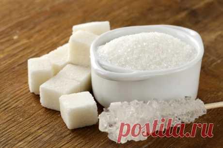 Как использовать сахар нетрадиционно