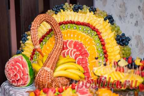 Как красиво подать нарезку на праздничный стол: варианты подачи Как красиво подать нарезку на праздничный стол. Как нарезать колбасу, фрукты и овощи, селедку. Аппетиная подача и сервировка стола на праздник.