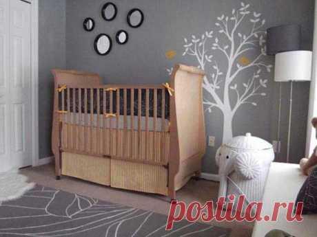 Из какого дерева лучше выбирать мебель для спальни ребенка
