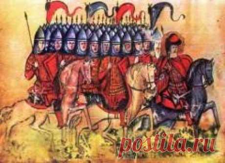 Сегодня 01 октября в 1550 году Иван Грозный заложил основы русской регулярной армии