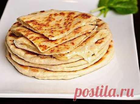 Как быстро приготовить хачапури - Быстрый завтрак . 1001 ЕДА вкусные рецепты с фото!